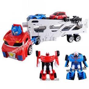 Transformer Tobot Deformation Truck Set A