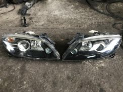 RX8 head lamp with hid