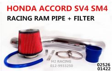 Honda Accord SM4 Sv4 RACING RAM PIPE + FILTER set2