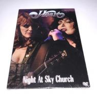 IMPORTED DVD Heart - Night At Sky Church