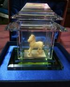 Zodiac Horses by Tomei Jewellery