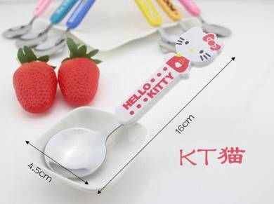 Hello Kitty Spoon