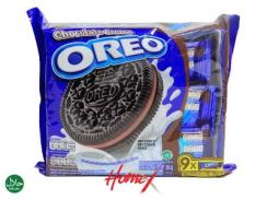 Oreo Chocolate Sandwich Cookies 265g (3 pcs x 9 p