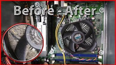 Computer Maintenance (Penyeleggaraan komputer)