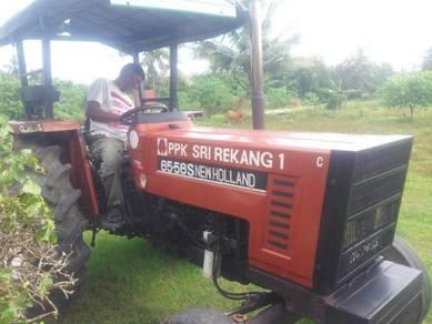 Traktor+ekor