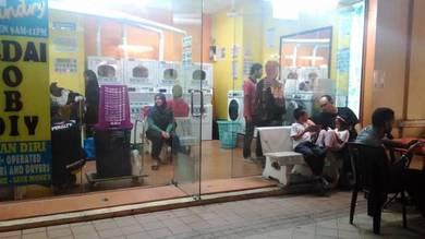 24 Hours Coin Laundry at Presint 15 Putrajaya