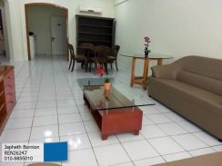 Fully Furnished Likas Square Sea View Apartment / Condo