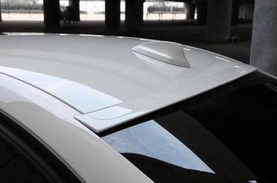 BMW 3-series F30 M3 Roof Spoiler - ABS Material