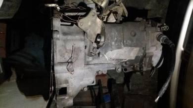 Kancil 660 Manual Gear Box