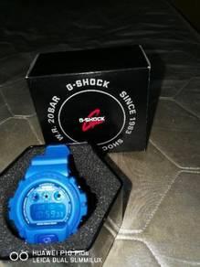 G-Shock dw6900-mm2 a.k.a Smurf
