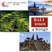 Bali tour package
