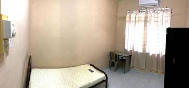 Rooms at Taman Bukit Cheng (AIRCOND & UNIFI)