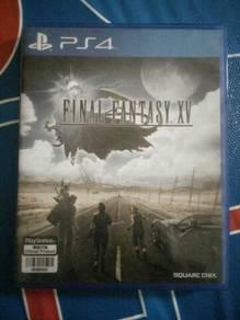 Final Fantasy XV ffxv PS4 games
