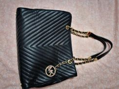 Michael Kors Susannah Large Chevron