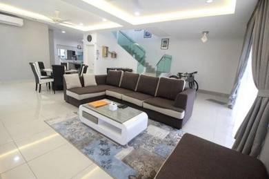 BEST BUY 3 Storey Semi D Corner Lot 64X80 Taman Pulai Mutiara, Ipoh