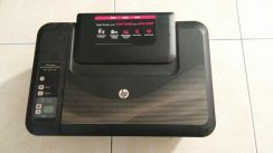 Faulty Printer HP deskjet 2520hc