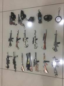 PUBG Gun Models