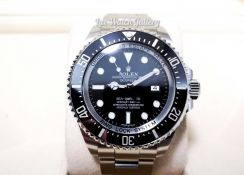Rolex Deepsea-116660-Lux Watch