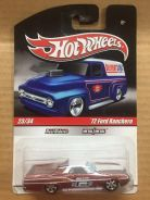 Hotwheels Ford Ranchero 72