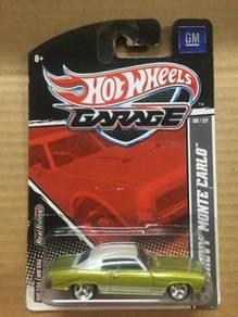 Hotwheels Garage Monte Carlo