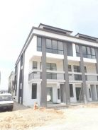 Eco Tropics Double Storey Shoplot for Rent, Brand New, End lot