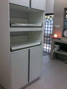 Kajang Book Case / Wardrobe / Kitchen Cabinet