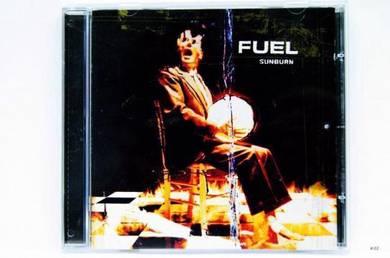 Original CD - FUEL - Sunburn [1998]