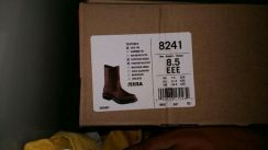 New red wing safety shoes 8241 (genuine)