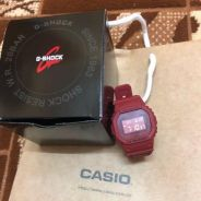 G-Shock RED-OUT DW-5635C