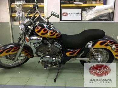 Yamaha virago 535 2nd hand