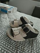 Fitflop sandals. used twice