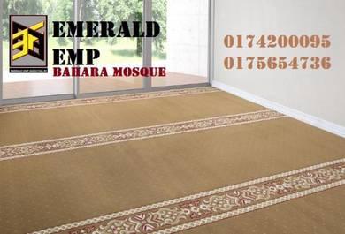 Bahara mosque emp89 karpet masjid utara