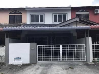 Perak, Ipoh, Taman Bertuah, Double Storey Terrace
