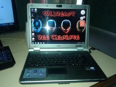 Laptop benq Intel core2duo