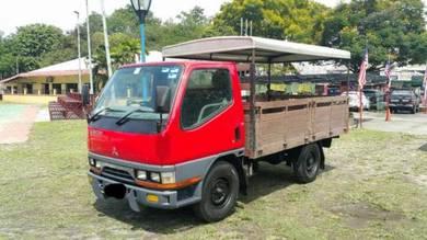 Mitsubishi canter FB511 GREEN ENGINE BDM4500kg
