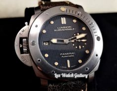 Panerai Submersible-PAM569-Lux Watch