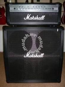 Marshall MG100HCFX Halfstack Guitar Amp - 100W