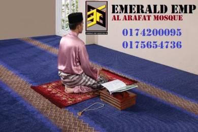 Alarafat mosque emp karpet masjid89