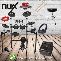 Digital Drum Set Drum Package Set DM-4
