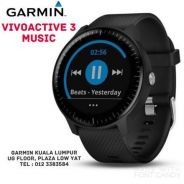 New - Garmin Vivoactive 3 Music