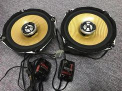 Speaker Pioneer Carrozzeria With Crossover