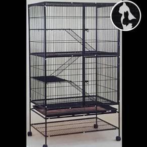 Sangkar Kucing 3lv Cat Cage (SPECIAL BIG)
