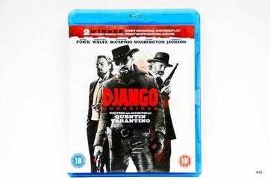 Original Bluray - DJANGO UNCHAINED [2012] Blu-ray