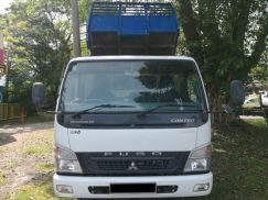 2014 Mitsubishi Tipper FUSO 13 feet *TURBO INT