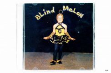 Original CD - BLIND MELON - Blind Melon [1992] Bee