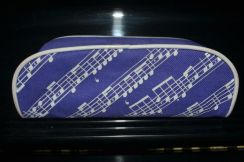 Yamaha Music Pencil Box(Purple)