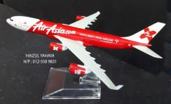 Air Asia X A340 - Aircraft Model 3