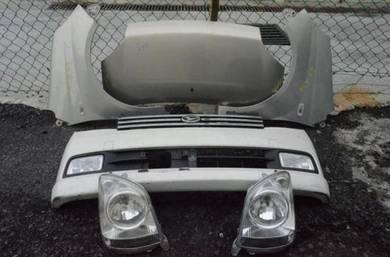 Avy RS bodypart bumper fog lamp spotlight viva JPN