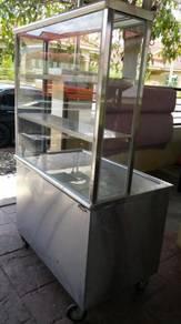 Stainless steel almari dan dapur