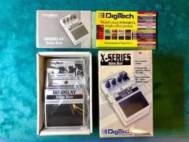 DigiTech DigiDelay Digital Delay X-Series